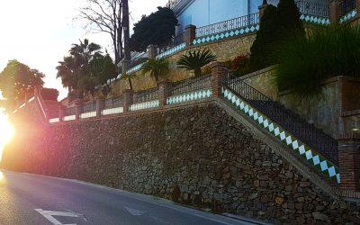 Intervención Paisajística en el Jardín De Las Moreras
